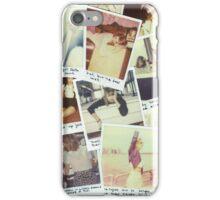 polaroids iPhone Case/Skin
