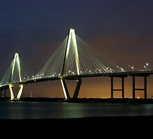 Arthur Ravenel Bridge by Marylee Pope