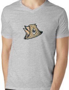 Peeping  Mens V-Neck T-Shirt