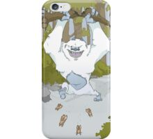 Creature Feature - The Yeti iPhone Case/Skin