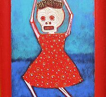 Dead Can Dance Girl by cathiejoyyoung