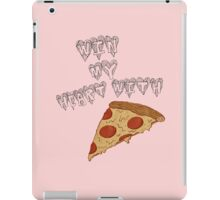 Win my ❤ Pizza iPad Case/Skin
