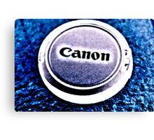 HighKey Canon Canvas Print