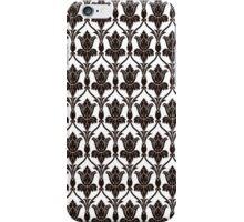 Sherlock Wallpaper iPhone Case/Skin