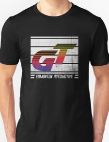 Edmonton Auto - 80's Sunset T-Shirt