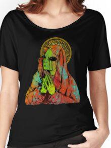 The Virgin Mother Women's Relaxed Fit T-Shirt