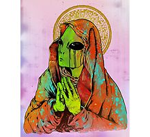 The Virgin Mother Photographic Print