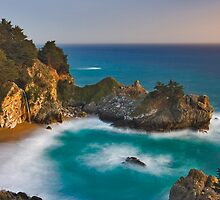 Sea Scapes,California Coast by photosbyflood