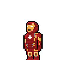 Iron Man by themaddesigner