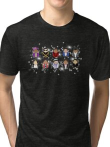 Michael Tiggles Tri-blend T-Shirt
