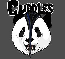 the misfits cute panda bear parody by gjnilespop