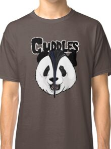 the misfits cute panda bear parody Classic T-Shirt