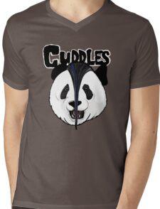 the misfits cute panda bear parody Mens V-Neck T-Shirt