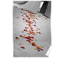 Path of Petals Poster