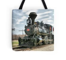 Steam Engine #3 Tote Bag