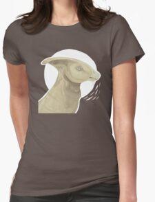 Parasaurolophus  Womens Fitted T-Shirt