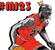 King MJ by damecustfresh