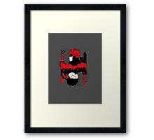 The Devil from Hell's Kitchen Framed Print