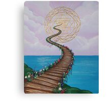 Path to Peace Canvas Print