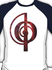Celestial Cloudage | Phi Spiral  T-Shirt