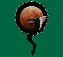 Fenris Dragon Womens Fitted T-Shirt