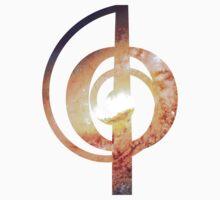 Galactic Inferno | Phi Spiral  by SirDouglasFresh