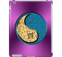 Sagittarius & Rooster Yin Water iPad Case/Skin