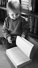 Little Girl, Big Book  by Evita