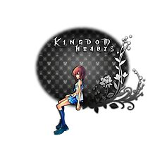 Kingdom Hearts - Kairi by IzayaUke