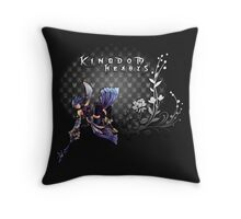 Kingdom Hearts - Aqua Throw Pillow