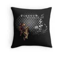 Kingdom Hearts - Terra Throw Pillow