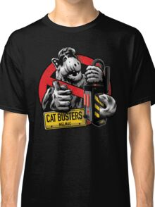 Catbusters Extermination Service of Melmac Classic T-Shirt