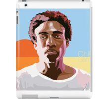 Gambino is a Mastermind iPad Case/Skin