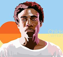 Gambino is a Mastermind by zemaestroe