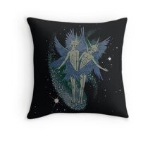 Spirit They're Gone, Spirit They've Vanished Throw Pillow