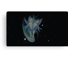 Spirit They're Gone, Spirit They've Vanished Canvas Print