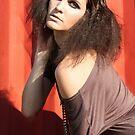 FUZZ design jewellery by Maree Spagnol Makeup Artistry (missrubyrouge)