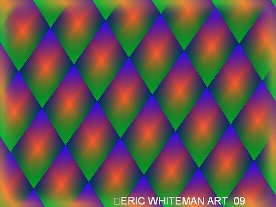 (GENESIS ) ERIC WHITEMAN  ART  by eric  whiteman