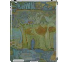 Stray Garden 1 iPad Case/Skin