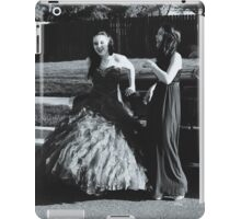 What's so funny iPad Case/Skin