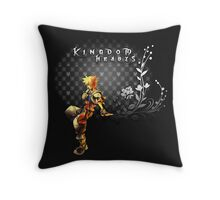 Kingdom Hearts - Sora² Throw Pillow