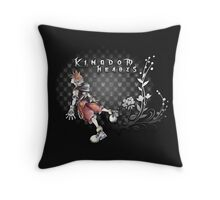 Kingdom Hearts - Sora³ Throw Pillow