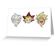 Yu-Gi-Oh! Yamis Greeting Card