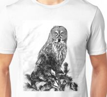 The guardian of the forest Unisex T-Shirt