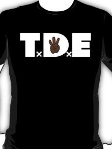 TDE HiiiPower Black Hippy Brown T-Shirt