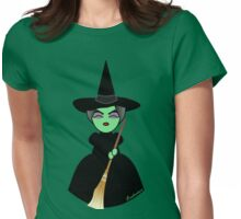 Kokeshi Wicked Womens Fitted T-Shirt