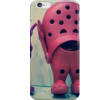 Crocs iPhone Case/Skin