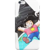 Steven and cookie cat iPhone Case/Skin