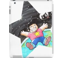 Steven and cookie cat iPad Case/Skin
