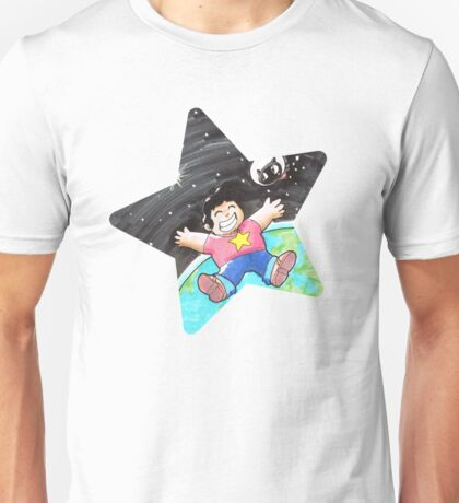 Steven and cookie cat Unisex T-Shirt